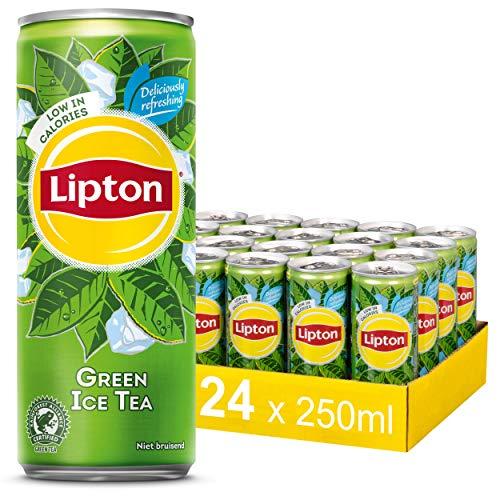 Lipton Ice Tea Green – 24 blikjes – 250ML
