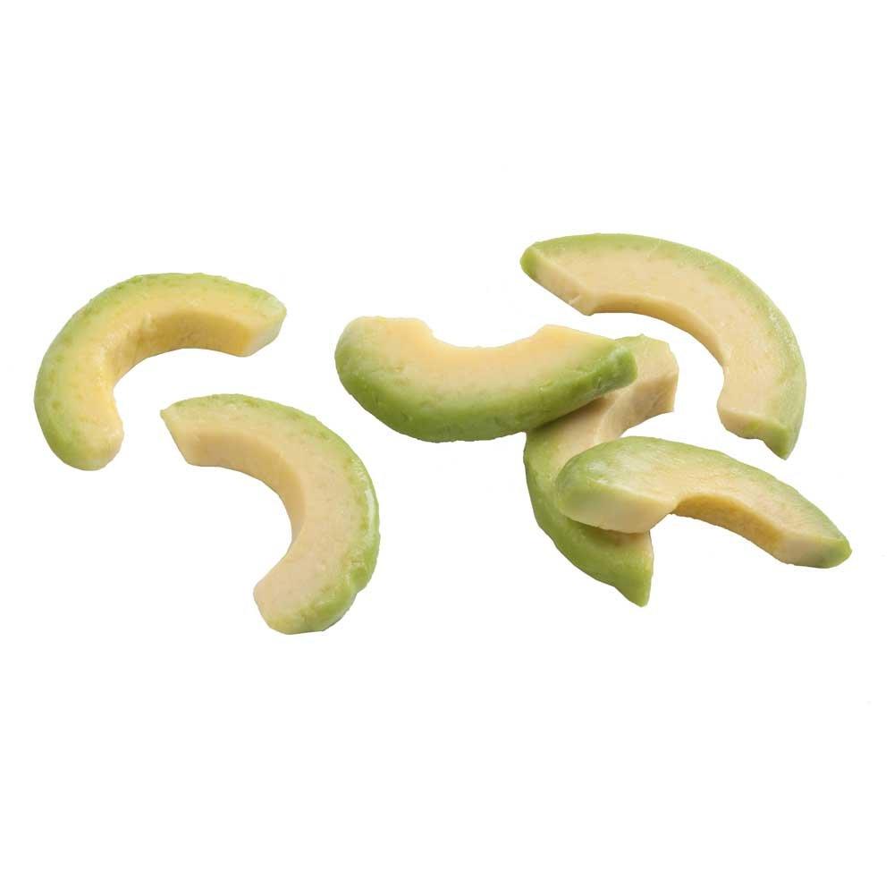 Simplot Harvest Fresh Avocados - Avocado Slices, 2 Pound -- 12 per case.