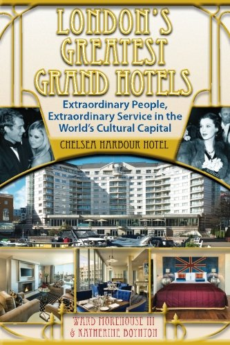 London's Greatest Grand Hotels - Chelsea Harbour Hotel