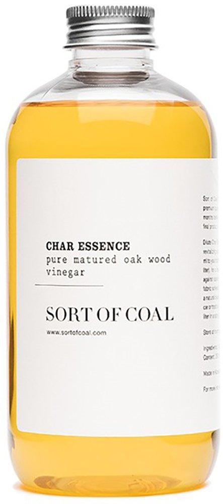 Sort of Coal - Char Essence Multipurpose Pure Matured Oak Wood Vinegar (For Skin, Hair + Home)