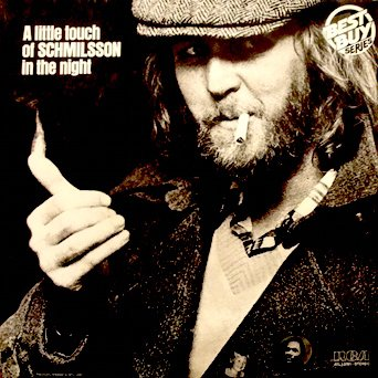 Harry Nilsson / A Little Touch of Schmilsson In The Night / Lazy Moon, for Me and My Gal, It Had to Be You, Always & 8 More (Harry Nilsson For Me And My Gal)