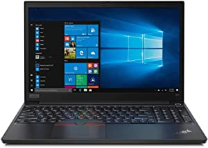 "Lenovo ThinkPad E15 15.6"" FHD (1920x1080) IPS Anti-Glare Display - Intel Core i7-10510U Processor, 16GB RAM, 1TB PCIe-NVMe SSD, Windows 10 Pro 64-bit"