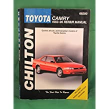 1983-96 Chilton Repair Manual - Toyota Camry - #68200