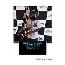 Rain Fields Race Car Driver