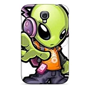 Case Cover Alien/ Fashionable Case For Galaxy S4