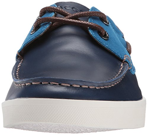Lacoste Men's Keellson 8 Boat Shoe, Navy Navy/Blue, 13 M US by Lacoste (Image #4)
