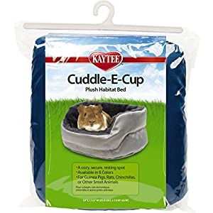 Kaytee Cuddle E-Cup Bed, Super Sleeper
