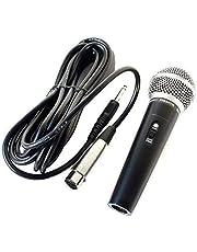Professionale Microfono dinamico microfono studio vocale con 5 cavi (SM58)