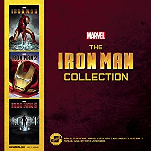 The Iron Man Collection Audiobook