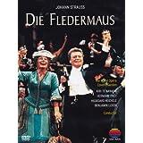 Strauss, Johann: Die Fledermaus [DVD] [2001] [NTSC] by Hidegard Heichele
