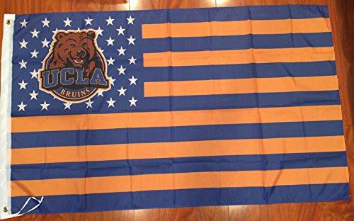 UCLA Bruins Banner Flag 3 ft by X 5 ft