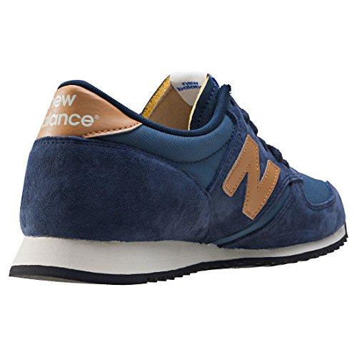 Nieuwe Balans 420 Heren Sneakers Blauw Blauw