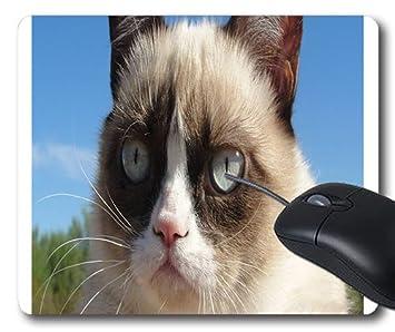 Gaming Mousepadgrumpy Cat Wallpaper 9 X78 Mouse Pad Amazon Ca
