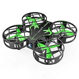 SNAPTAIN H823H Mini Drone Enfant, Drone Jouet, 21 Mins Autonomie, 3 Batteries, Hélicoptère Télécommande, Mode sans Tête…