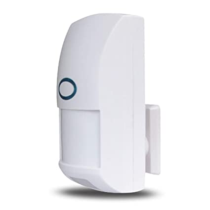 Detector PIR Inmune sensor inalámbrico CT60-433 anti-mascota del detector de infrarrojos de