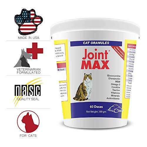 Pet Health Solutions Joint MAX CAT Granules (300 gm, 60 Doses)