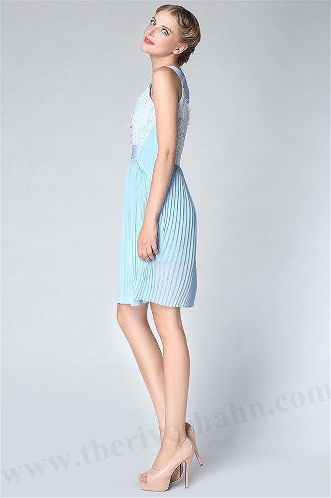 a3df52683 New Tedbaker UK Faybll Lace Bodice Reversible Dress Powder Blue XL   Amazon.ca  Clothing   Accessories