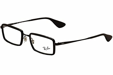 de71fe83d95 Ray-Ban Vista RX 6337 2509 Eyeglasses Rubber Black