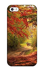 MarvinDGarcia Case Cover Skin For Iphone 5/5s (autumn) 9693139K18420232