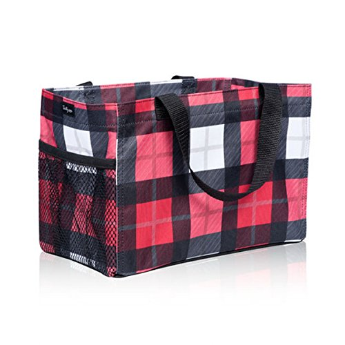Thirty One All In Organizer in Check Mate - 8495 - No Monogram