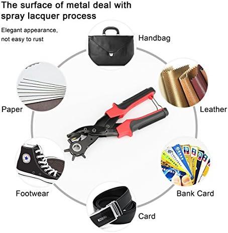 papier carton cuir PVC rigide Poin/çon pour v/êtements