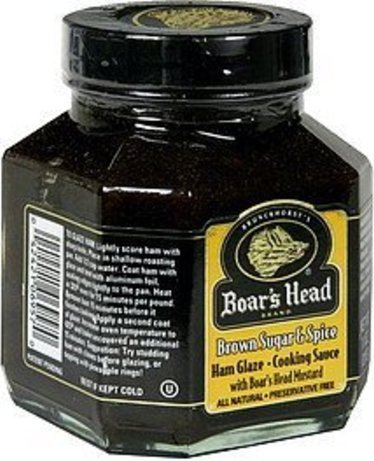 Brown Sugar Glaze - Boar's Head Brown Sugar and Spice Ham Glaze
