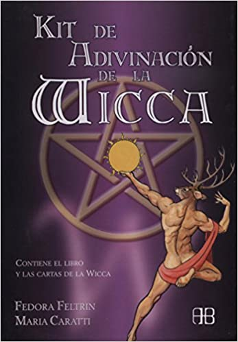 Wicca, kit de adivinacion/ Wicca, Divination Kit (Spanish ...