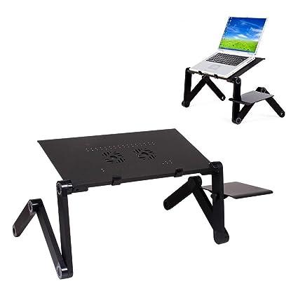 Pleasant Portable Laptop Table Stand Adjustable Riser Foldable Beatyapartments Chair Design Images Beatyapartmentscom