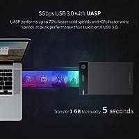 UGREEN External Hard Drive Enclosure 3 5 USB 3 0 to SATA Hard Disk