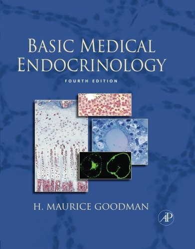 Basic Medical Endocrinology, Fourth Edition (Medical Cell Biology Goodman compare prices)