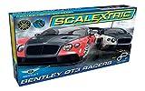 Scalextric Bentley GT3 Racers Slot Car Race Set (1:32 Scale)