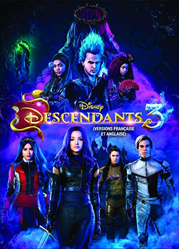 DISNEY DESCENDANTS 3 (Bilingual)
