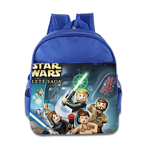 LEGO Star Wars The Complete Saga Kids School Backpack Bag