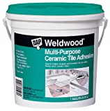 Dap 25192 Weldwood Multi-Purpose Ceramic Tile Adhesive, Gallon