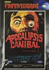 Apocalipsis Canibal [DVD]: Amazon.es: Frank Garfeeld, Luis