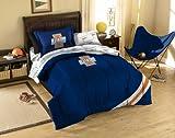 NCAA Illinois Illini Twin Bedding Set