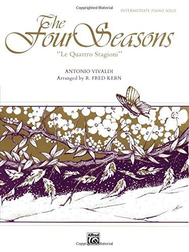 Vivaldi Music Sheets - 3