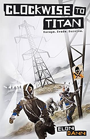 book cover of Clockwise to Titan