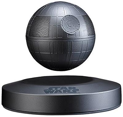 Plox Official Wars Levitating Death Star Bluetooth Speaker