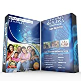 Rapid DNA Test Kit Advanced 44 DNA Marker Test for Sibling Aunt Uncle Grandparent Any Family Relationship At Home Testing Lab Fees Included