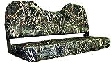 Wise WD308-733 Fold Down Bench Seat, Realtree Max 5 Camo, (Cordura) 48-Inch