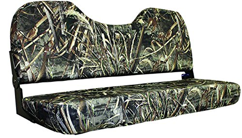 - Wise WD308-733 Fold Down Bench Seat, Realtree Max 5 Camo, (Cordura) 48-Inch