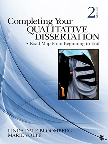 Download Completing Your Qualitative Dissertation: A Road Map From Beginning to End Pdf