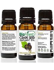 Biofinest Grape Seed Organic Oil, 10ml