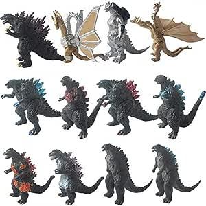 JXMODEL Godzilla Figuras De Acción Modelo Colección Mini