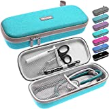 ButterFox Semi Hard Stethoscope Carry Case, fits 3M Littmann Stethoscope and Other Accessories (Turquoise)