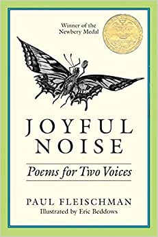 Joyful Noise: Poems for Two Voices (Charlotte Zolotow Book) by Paul Fleischman (1988-03-01)