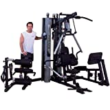 Body-Solid G10B-LP Bi-Angular Gym with Leg Press Attachment