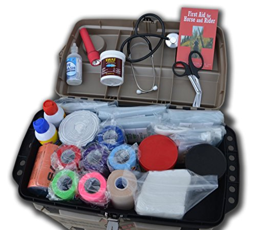The Professional Equine First Aid Medical Kit by EquiMedic, USA (Image #5)