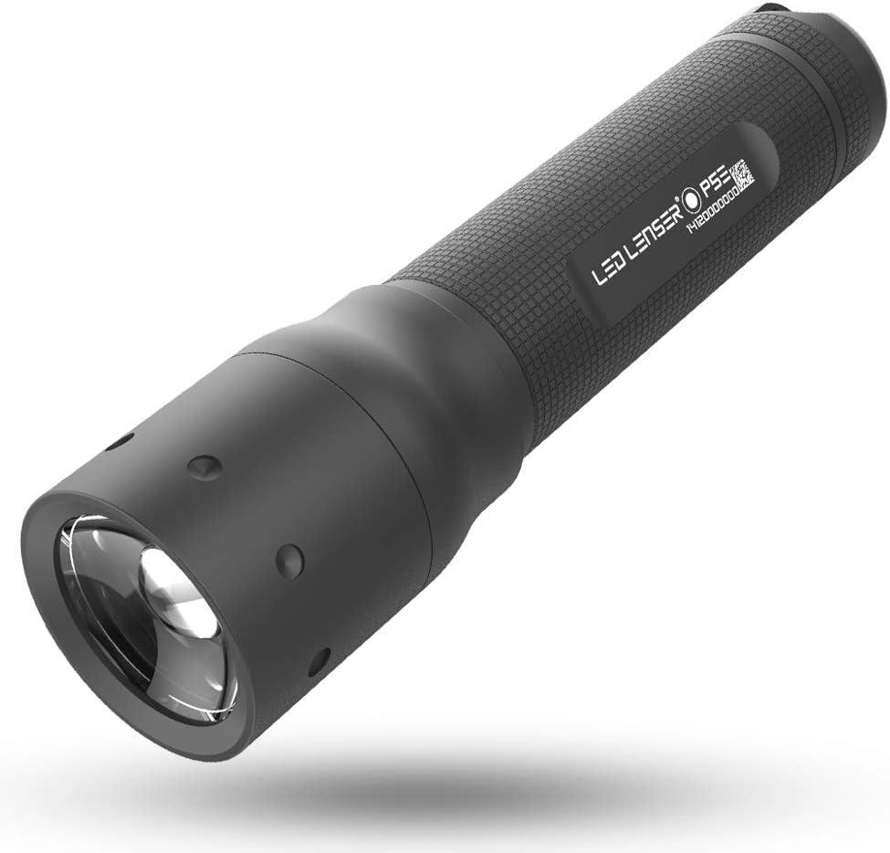 LED Lenser P5E Flashlight Torch 25 Lumens